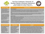 Trail Town Certification: Paintsville, KY Resident Interest in Economic Improvement