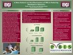 A Meta-Analysis on the Effectiveness of PBIS in Reducing Maladaptive Behaviors