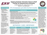 Applying Symbolic Interaction Theory to Staff  Training: An Empowerment Philosophy