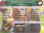Investigating the Community Aspects of Dog Parks