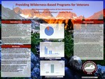 Providing Wilderness-Based Programs for Veterans