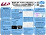 Mood Influences Listeners' Ratings of Foreign Accents by Tazeen Ishmam