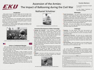 Ascension of the Armies: The Impact of Ballooning during the Civil War