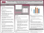 Training Insight Problem Solving With Strategy Instructions and Example Problems