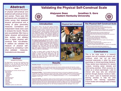 Validating the Physical Self-Construal Scale