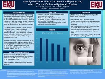 eye movement desensitization and reprocessing essay