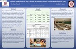 Gender Differences in Self Concept of Intellect versus Gender differences in GPA