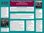 Cultivating Character through Curriculum: A Service Project