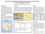 Examining the Land Cover Characteristics of Kentucky's Buck Creek System to Better Understand Buck Darter (Etheostoma nebra) Distribution