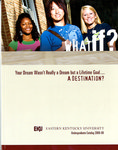 2008-2009 Undergraduate Catalog by Eastern Kentucky University
