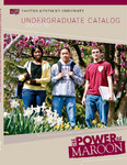 2009-2010 Undergraduate Catalog by Eastern Kentucky University