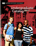 2010-2011 Undergraduate Catalog by Eastern Kentucky University