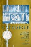 1965-66 Catalog