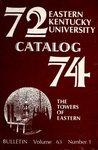 1972-74 Catalog