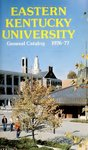 1976-77 Catalog by Eastern Kentucky University