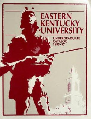 Catalog, Undergraduate | University Publications | Eastern ...