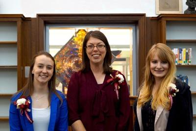 2015 EKU Libraries Research Award for Undergraduates winners