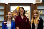2015 EKU Libraries Research Award for Undergraduates winners