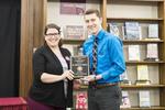 2019 EKU Libraries Research Award for Undergraduates 1st Place winner by Eastern Kentucky University