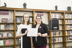 2019 EKU Libraries Research Award for Undergraduates 3rd Place winner by Eastern Kentucky University